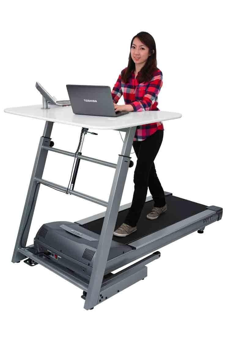 fitness lifespan desk review reviews treadmill
